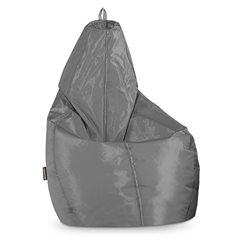 HAPPERS Puff pera Naylim Impermeable Gris XL