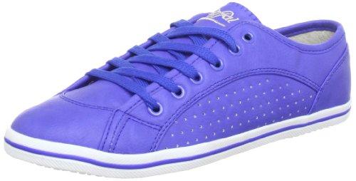 Buffalo 507- V9987 TUMBLE PU 144472 Damen Sneaker Blau (BLUE307)