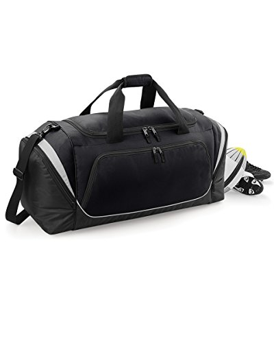 Quadra, Borsa a spalla donna Black/Light Grey