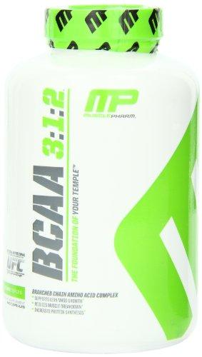 Muscle Pharm BCAA 3:1:2 - 240 Capsules