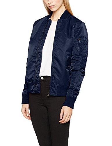 LTB Jeans Damen Jacke Copawa Coat, Blau (Dark Navy 322.0), 38 (Herstellergröße:M)
