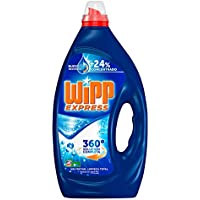 Wipp Detergente Líquido Azul - 64 Lavados (3,2 L)