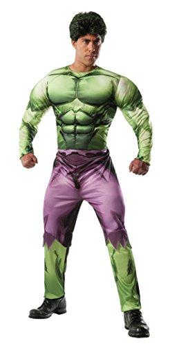 Hulk Marvel deluxe Kostüm für Erwachsene