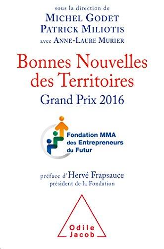 Bonnes Nouvelles des Territoires - Grand Prix 2016