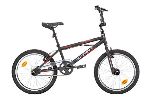 "Sprint ULTIMATE RX42 BMX 20"" Bicicletta Freestyle"