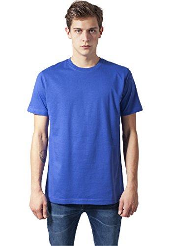 Urban Classics Herren T-Shirt Basic Tee Blau
