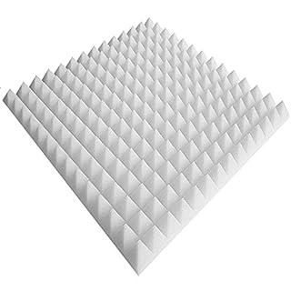Pyra 5100, ca. 100x50x5cm, Weiss (Verpackungseinheit = 10 Platten = ca. 5 m²)