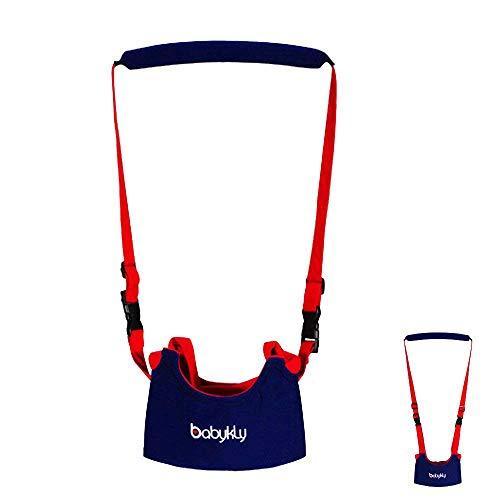 Yakamoz Arnés andador para bebés seguro con tirantes ajustables y cinturón de...