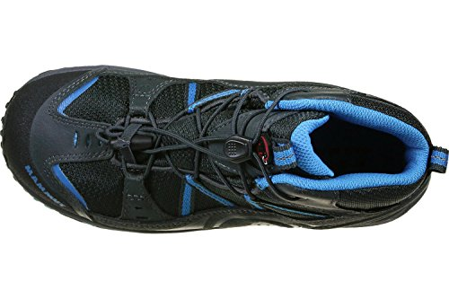 Mammut Nova Mid GTX® Kids (Backpacking/Hiking Footwear (Mid)) graphite-atlantic