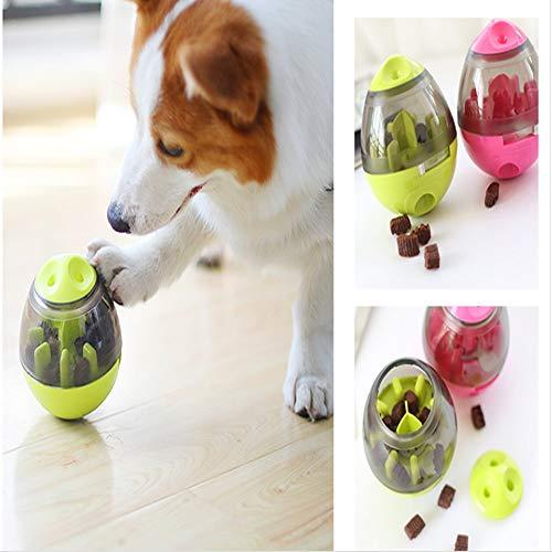 FSHAN Hund backenzahn Stick Spielzeug aus Essen Ball großer Hund golden Retriever hundebiss Tumbler Hund Spielzeug ()