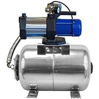 Bomba de agua Multi 1300 inox, Bomba de jardín, 1300 W, 5400 l