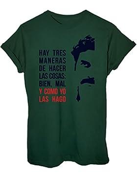 T-Shirt PABLO ESCOBAR NARCOS H