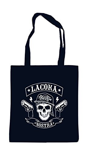 La Coca Nostra Bag Black Certified Freak