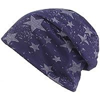 Shuzhen,Sombrero de Gorro de Estrella de Cinco Puntas, Sombrero de Sombrero para Hombre y Mujer