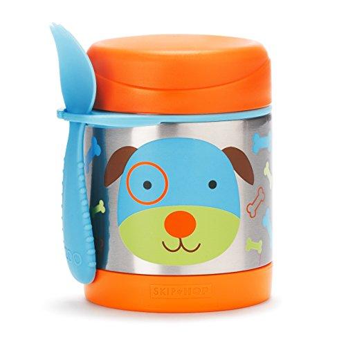 Skip Hop, Contenitore termico per alimenti, per bambini, Multicolore (bunt)
