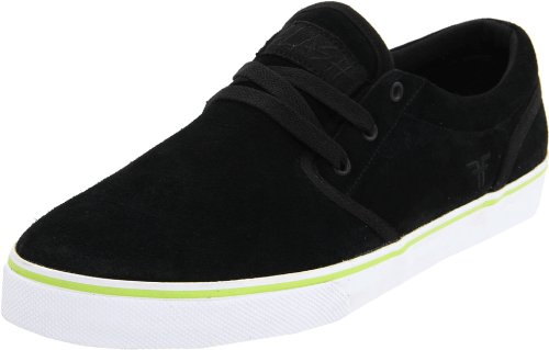 Fallen The Easy 41070056, Scarpe da skateboard uomo Nero (Schwarz (Black/Rainbow))
