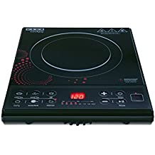 Usha Cook Joy (3616) 1600-Watt Induction Cooktop (Black)