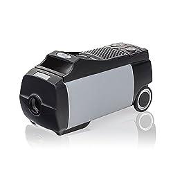 Eureka Forbes Euroclean Star Auto Cord Winder Vacuum Cleaner (Black-Grey)