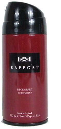 Rapport Deodorant Body Spray – Pack of 10 Special Offer