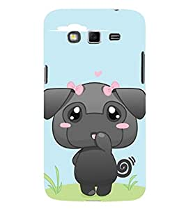 EPICCASE Baby Elephant Mobile Back Case Cover For Samsung Galaxy Grand (Designer Case)