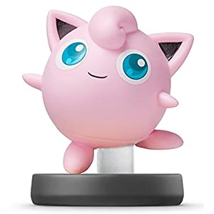 Amiibo Jigglypuff (Super Smash Brothers Series)