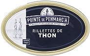 Rillettes de thon Pointe de Penmarc'h le lot de 6 boîtes de 115 g - Livraison en 2 à 3 jours ouvrés depuis