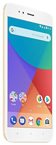Xiaomi Mi A1 64G pantalla 5.5'' [Versión Española] Oro