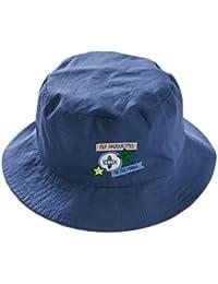 EOZY Casquette de Soleil pour Bébé/Enfant Bleu Chapeau pour Pêche/Plage Outdoor
