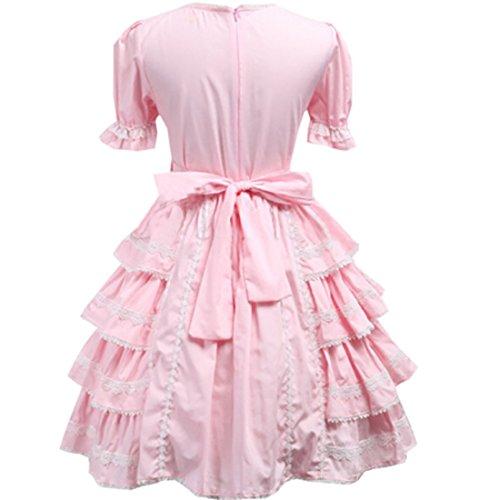 Partiss - Robe de chambre - Femme Rose - Rose