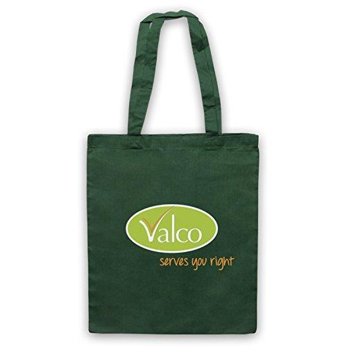 Ispirato Da Valco Trollied Ti Serve Giuste Cappe Non Ufficiali Verde Scuro