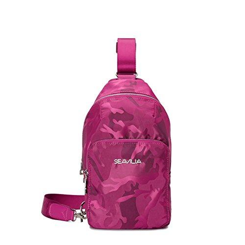 sport tela petto Pack/Oxford Joker diagonale borsa/ borsa a spalla petto femminile-B A