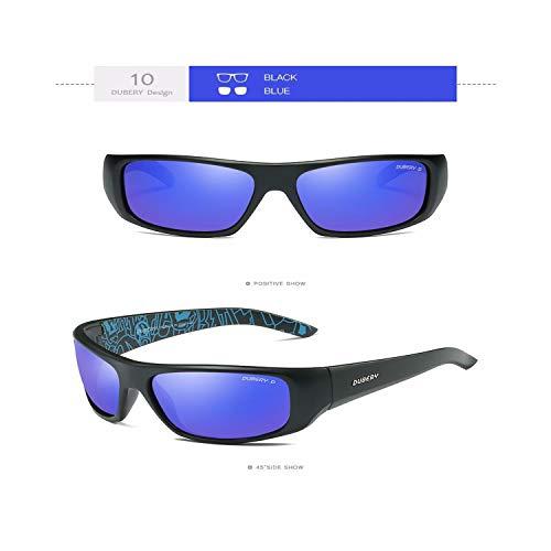 Vikimen Sportbrillen, Angeln Golfbrille,Sports Polarisiert Camo Sunglasses Fishing Eyewear Men Or Women Outdoor Fishing Driving Riding UV400 Protection 10