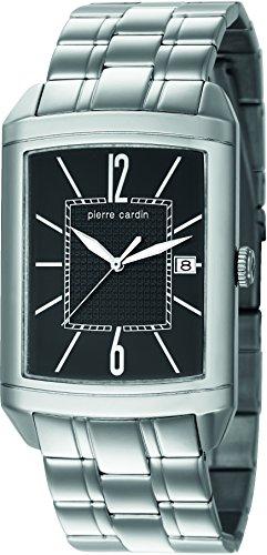 pierre-cardin-montre-homme-quartz-analogique-aiguilles-lumineuses-bracelet-acier-inoxydable-argent
