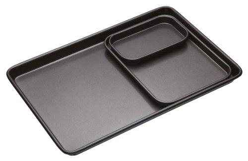 * Kitchen Craft Master Class, Teglia antiaderente per forno, 40 cm x 27 cm confronta il prezzo