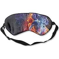 Yin Yang Lover Sleep Eyes Masks - Comfortable Sleeping Mask Eye Cover For Travelling Night Noon Nap Mediation... preisvergleich bei billige-tabletten.eu