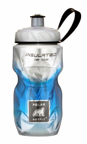 Polar Bottle Trinkflasche, Fade Blue, 0.4 Liter, 59511510