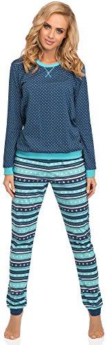 Cornette Pijama para Mujer 671 2016