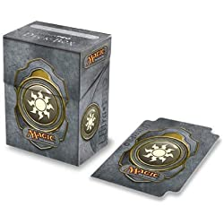 Ultra Pro Deck box mana blanco 80 cartas