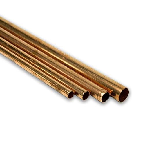 5m Kupferrohr Stange RAL-DVGW hart EN 1057 28x1mm