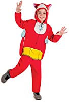 Officially licensed child's costume;One-piece hooded jumpsuit;Costumes are sized differently than apparel, be sure to check the Rubie's size chart to make best choice for your child;Gather all your friends in Yo-Kai Watch costumes for a fun g...