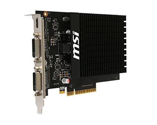 MSI GeForce GT 710 V809-2204R 2GB DDR3 Grafikkarte schwarz - 3