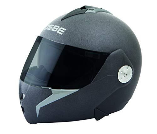 OSBE CASCO MOTO MODULARE OHB20 DSS METAL TITANIUM S