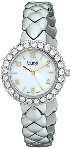 Montre bracelet - Femme - BURGI - BUR113SS