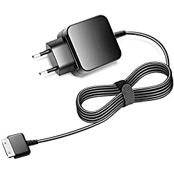 5V 2A Chargeur Alimentations pour Samsung Galaxy Tab 2 Note 10,1 P5110 P5113 N8000 N8010 N8020 GT-7100 GT-P7500 GT-P7511 7,0 8,9 P7300 P7310 P3113 Tablettle Galaxy Tab 1/2 10.1/Tab 2 7.0/Note