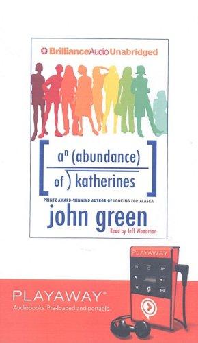 An Abundance of Katherines: Library Edition