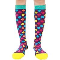 Kompressionsstrümpfe (Spaß Muster 20-30mmHg) Herren & Damen Laufen Freizeit Socken von CompressionZ preisvergleich bei billige-tabletten.eu