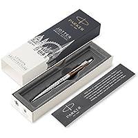 PARKER 2025826 Jotter - Bolígrafo, edición especial, bronce Bronze Gothic, punta mediana (0,7mm), tinta azul, caja de regalo