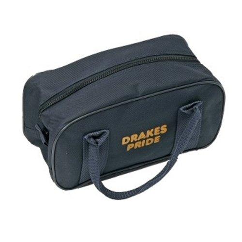 Drakes Pride Bowlingtasche für 2 Kugeln Blau navy