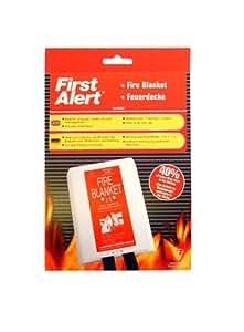 First Alert Kitchen Fire Blanket (1m x 1m, FB100DUK)