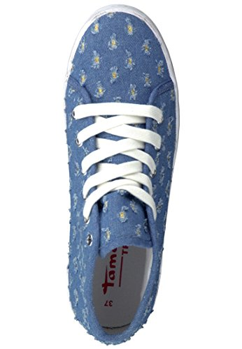 819 23611 Denim Tamaris mi lacets DenimGold 1 textile 24 Or SqZxwYICZ